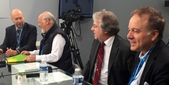 James Hansen at COP21